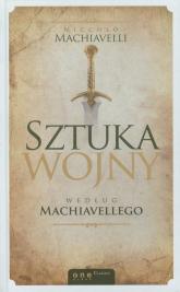 Sztuka wojny według Machiavellego - Niccolo Machiavelli | mała okładka