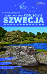 Szwecja - Kobus Anna, Kobus Krzysztof | mała okładka