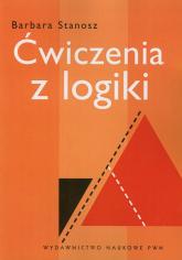 Ćwiczenia z logiki - Barbara Stanosz | mała okładka