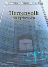Herrenvolk po żydowsku - Stanisław Michalkiewicz | mała okładka