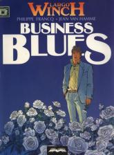 Largo Winch 4 Business Blues - Van Hamme Jean, Francq Philippe | mała okładka