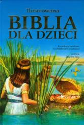 Ilustrowana Biblia dla dzieci -    mała okładka
