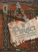Piraci Przygoda abordaż i wyspy skarbów - Serena Dei | mała okładka