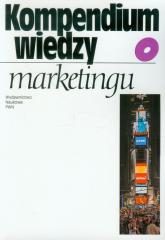 Kompendium wiedzy o marketingu -  | mała okładka