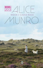 Widok z Castle Rock - Alice Munro   mała okładka