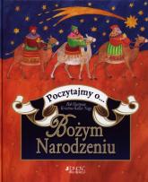 Poczytajmy o Bożym Narodzeniu - Hartman Bob, Nagy Krisztina Kallai | mała okładka