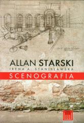 Scenografia - Starski Allan, Stanisławska Irena A. | mała okładka