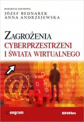 Zagrożenia cyberprzestrzeni i świata wirtualnego -  | mała okładka