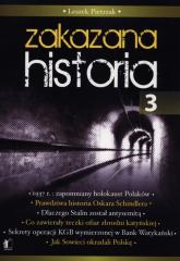 Zakazana historia 3 - Leszek Pietrzak | mała okładka