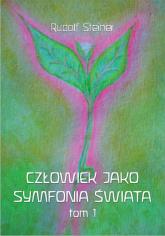 Człowiek jako symfonia świata - Rudolf Steiner | mała okładka