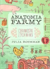 Anatomia farmy - Julia Rothman   mała okładka