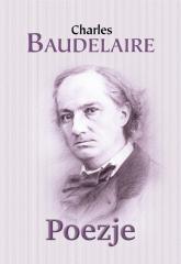 Poezje - Charles Baudelaire | mała okładka