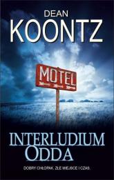 Interludium Odda - Dean Koontz | mała okładka