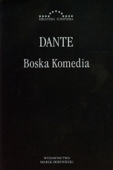 Boska Komedia - Dante Alighieri | mała okładka