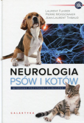 Neurologia psów i kotów Książka z płytą CD -  | mała okładka