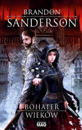 Bohater wieków - Brandon Sanderson | mała okładka