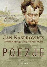 Poezje - Jan Kasprowicz | mała okładka
