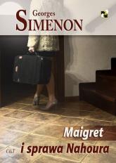 Maigret i sprawa Nahoura - Georges Simenon | mała okładka