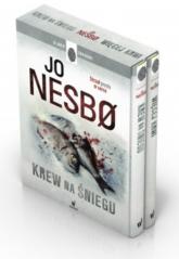 Krew na śniegu / Więcej krwi Pakiet - Jo Nesbo | mała okładka