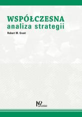 Współczesna analiza strategii - Grant Robert M. | mała okładka