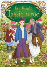Lassie wróć - Eric Knight | mała okładka