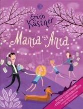 Mania czy Ania + CD - Erich Kastner | mała okładka