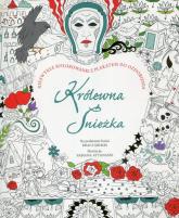 Królewna Śnieżka Niezwykłe kolorowanki z plakatem do ozdobienia Na podstawie baśni Braci Grimm -  | mała okładka