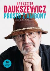 Prosto z ambony - Krzysztof Daukszewicz | mała okładka