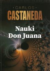 Nauki Don Juana - Carlos Castaneda | mała okładka