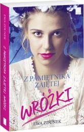 Z pamiętnika zajętej wróżki - Ewa Zdunek | mała okładka