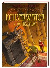 Konserwator z Warszawy - Katarzyna Majgier | mała okładka