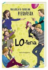 LO-teria - Piekarska Małgorzata Karolina | mała okładka