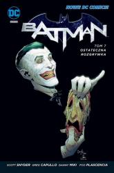 Batman - Ostateczna rozgrywka Tom 7 - Scott Snyder | mała okładka