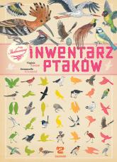 Ilustrowany inwentarz ptaków - Virginie Aladjidi | mała okładka
