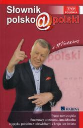 Słownik polsko@polski z Miodkiem Tom 3 - Jan Miodek | mała okładka