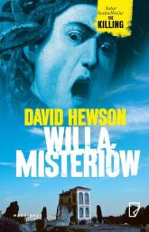 Willa Misteriów - David Hewson | mała okładka