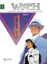 Largo Winch Tom 4 wydanie zbiorcze - Franq Philippe, Van Hamme Jean | mała okładka