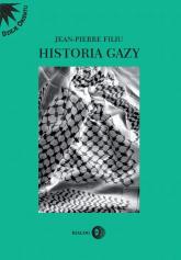 Historia Gazy - Jean-Pierre Filiu   mała okładka