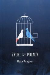 Żydzi czy Polacy - Ruta Pragier | mała okładka