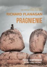 Pragnienie - Richard Flanagan | mała okładka