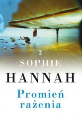Promień rażenia - Sophie Hannah | mała okładka