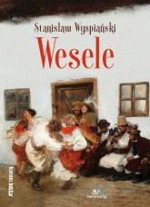 Wesele - Wyspiański Stanisław   mała okładka