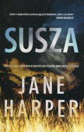 Susza - Jane Harper | mała okładka