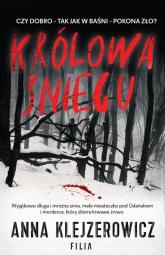 Królowa śniegu - Anna Klejzerowicz | mała okładka