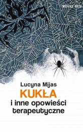 Kukła i inne opowieści terapeutyczne - Lucyna Mijas   mała okładka