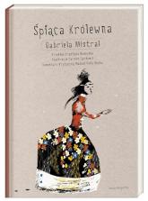 Śpiąca Królewna - Gabriela Mistral | mała okładka