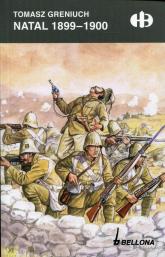 Natal 1899-1900 - Tomasz Greniuch | mała okładka