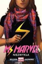 Ms Marvel Niezwykła Tom 1 - Wilson G. Willow   mała okładka