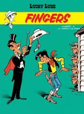 Lucky Luke Fingers - Van Banda Lo Hartog | mała okładka