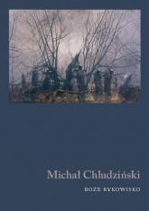 Boże rykowisko - Michał Chludziński | mała okładka